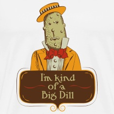 Im kind of a bird dill! T-Shirts