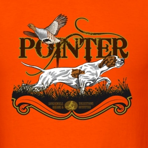 pointer_and_patridge T-Shirts - Men's T-Shirt