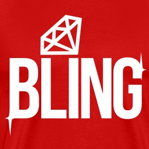 bling T-Shirts - Men's Premium T-Shirt
