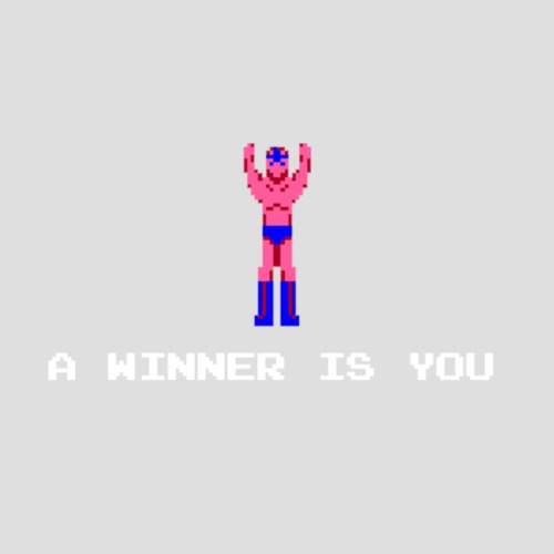 Star Man - A winner is you