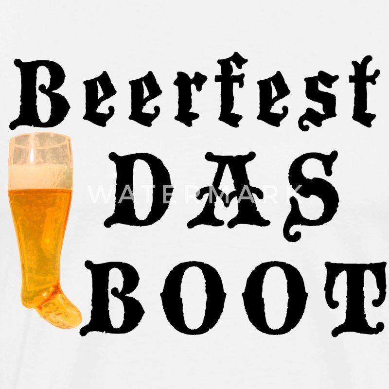 german beerfest das boot t shirt spreadshirt