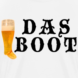 German Das Boot T-Shirt - Men's Premium T-Shirt