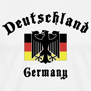 Deutschland Germany T-Shirt - Men's Premium T-Shirt