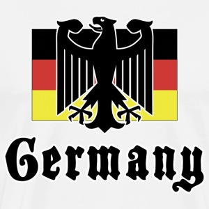 Germany T-Shirt - Men's Premium T-Shirt