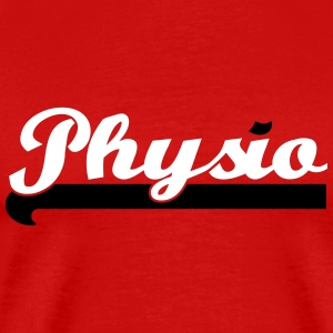 Physiotherapy Sportsteam T-Shirts - Men's Premium T-Shirt
