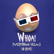 Design ~ Jason's a Moron - 3D Glasses - Toddlers