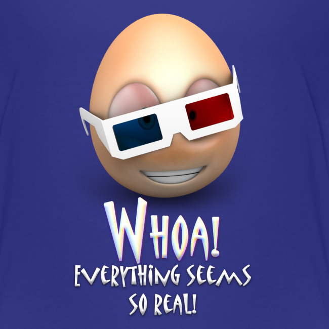 Jason's a Moron - 3D Glasses - Toddlers
