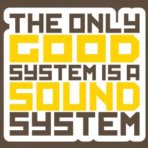 soundsystem T-Shirts - Men's Premium T-Shirt