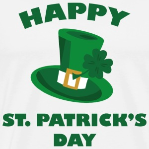 Happy St. Patrick's Day - Men's Premium T-Shirt
