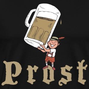 German Prost T-Shirt - Men's Premium T-Shirt