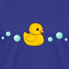 Rubber Ducky T-Shirts