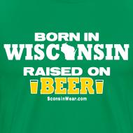 Design ~ Born in Wisconsin