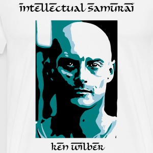 Intellectual Samurai - Men's Premium T-Shirt
