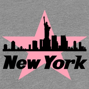 new york womens shirt - Women's Premium T-Shirt