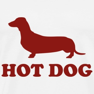 HOT DOG - Men's Premium T-Shirt