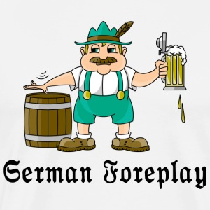 German Foreplay T-Shirt - Men's Premium T-Shirt