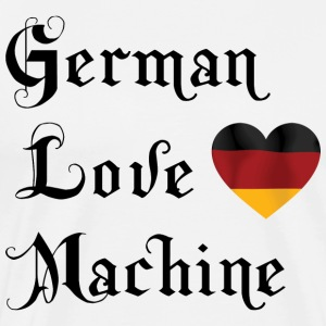 German Love Machine T-Shirt - Men's Premium T-Shirt