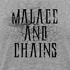 Malace And Chains - Men's Premium T-Shirt