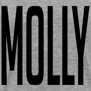MOLLY T-Shirts - Men's Premium T-Shirt