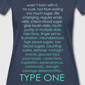 The Inspire Collection - Type One - Green Women's T-Shirts - Women's Premium T-Shirt