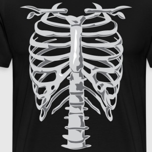 Skeleton Costume T-Shirts - Men's Premium T-Shirt