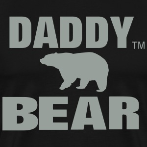 DADDY BEAR T-Shirts - Men's Premium T-Shirt