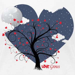 Love Grows Women's T-Shirts - Women's Premium T-Shirt