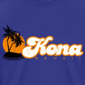 Kona Hawaii T-Shirts - Men's Premium T-Shirt