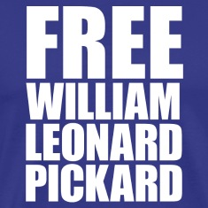 Free William Leonard Pickard Shirt