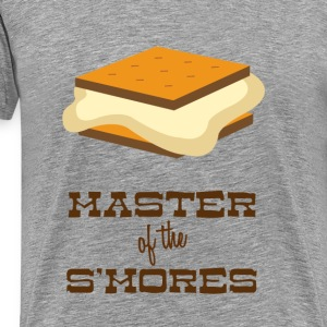 Master of the S'mores T-Shirts - Men's Premium T-Shirt
