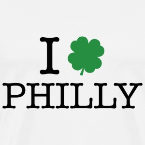 I Shamrock Philly - Men's Premium T-Shirt