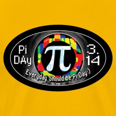Pi Day Oval