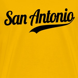 san antonio - Men's Premium T-Shirt