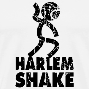 Harlem shake dance - Men's Premium T-Shirt