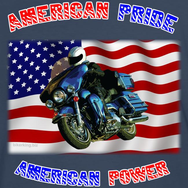 Men's Premium T Back AmPride AmPower