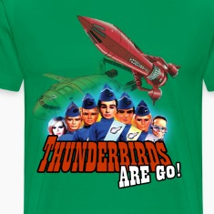 thunderbirds are go shirt