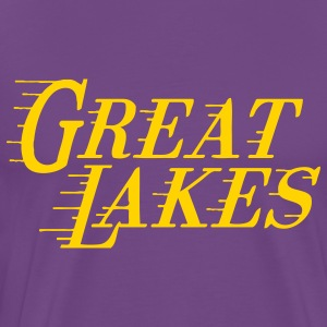 Great Lakes T-Shirts - Men's Premium T-Shirt