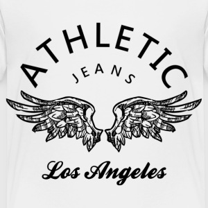 athletic jeans los angeles Baby & Toddler Shirts - Toddler Premium T-Shirt