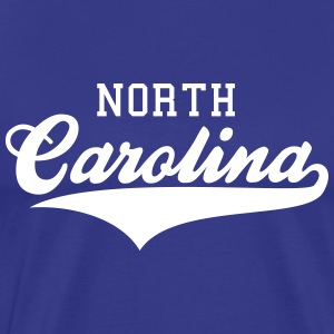 North Carolina T-Shirt WB - Men's Premium T-Shirt