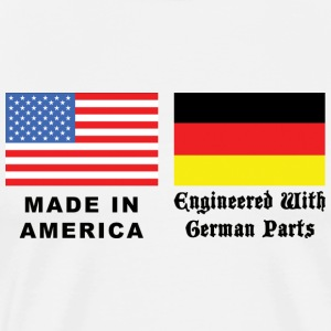 German Parts T-Shirt - Men's Premium T-Shirt