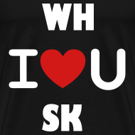 Design ~ WH I love you SK