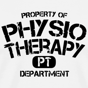 Physical Therapy Department PT T-Shirts - Men's Premium T-Shirt