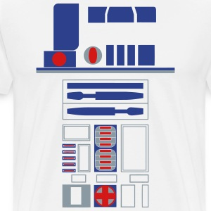 droid T-Shirts - Men's Premium T-Shirt