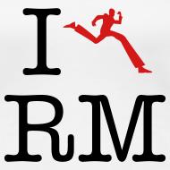 Design ~ I Heart Running Man