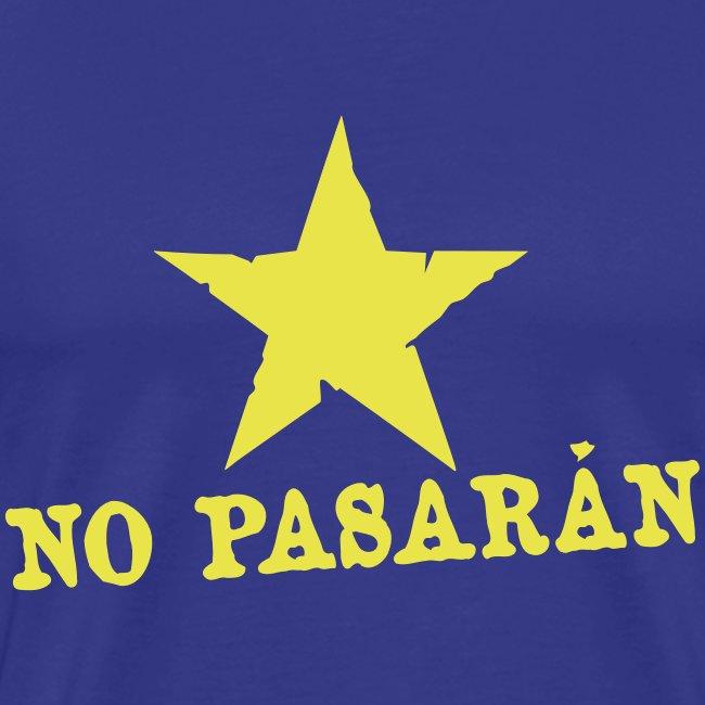 No Pasaran 3/4XL T-Shirt