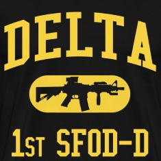 Delta Force 1st SFOD-D