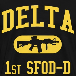 Delta Force 1st SFOD-D - Men's Premium T-Shirt
