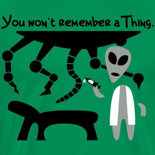 Alien Scientist (male, heavy)