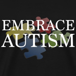 Embrace Autism - Men's Premium T-Shirt