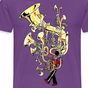 Tuba thing - Men's Premium T-Shirt